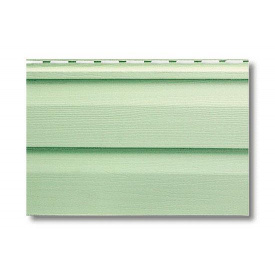 Сайдинг панель салатовий 3660х230х1,1 мм