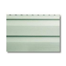 Сайдинг панель сіро-зелена 3660х230х1,1 мм