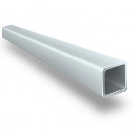 Труба Алюминиевая профильная АД31 30х30х2 Мм