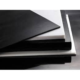 Полиацеталь РОМ-С лист черный толщина 6,0 - 50,0 мм (1000х1000мм)