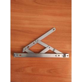 Фрикционные ножницы ROTO для фрамуг 275-400 мм 16 кг до 80 градусов