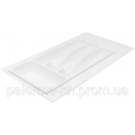 Лоток для кухонных приборов Volpato Белый 270x490 мм