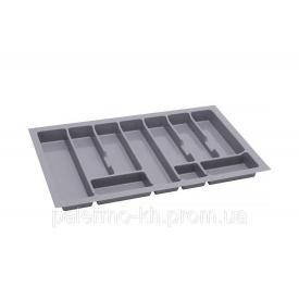 Пенал для посуды UNI Серый 800 Rejs