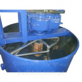 Цементорозмішувач примусової дії БСП 700 літрів