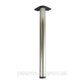 Опора Linken System 60х820 мат никель сатин стальная основа