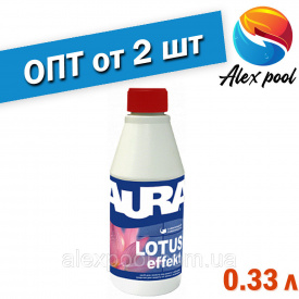 Aura Lotus Effekt 0,33 л Средство с силиконом для защиты от влаги и загрязнений швов между плитками