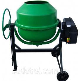 Бетономешалка Вектор БРС-165 литров 900 Вт пластиковый венец
