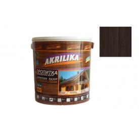 Пропитка акриловая для дерева Akrilika венге 2 л