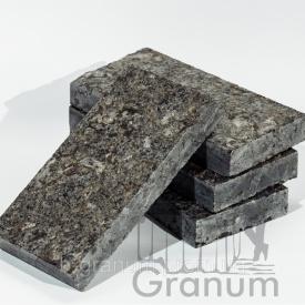 Бруківка гранітна плитка з лабрадориту Осникі