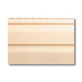 Сайдинг панель пісочна 3660х230х1,1 мм
