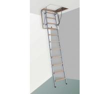 Горищні сходи ColdMet 4s 90х90 см
