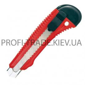 HT-0501 Нож прорезной усиленный с отломным лезвием-18 мм
