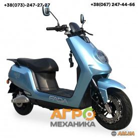 Электрический скутер FADA NiO 2000 (синий)