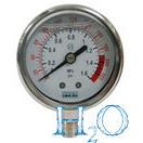 Манометр Raifil PG 0-150 нижнє w/o glyc