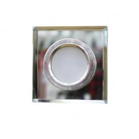Точечный лед светильник ZA 043A CH-WH LED MR16 (GU 5,3)