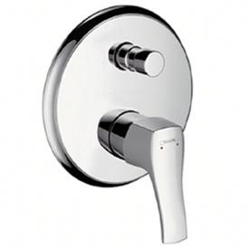 Metris Classic Смеситель для ванны однорычажный наружная часть HANSGROHE 31485000