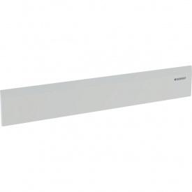 Декоративная накладка Geberit для внутристенного трапа комплект цвет белый 154.335.11.1