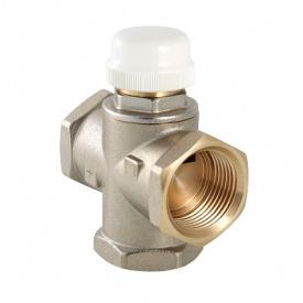 """Триходовий термостатичний змішувальний клапан 1"""" Valtec VT.MR03.N.0603"""