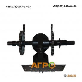 Ходозменшувач для мотоблока Зірка-135