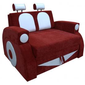 Детский диванчик малютка Ribeka Фаэтон Красный (25M06)