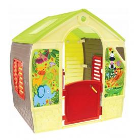 Детский пластиковый домик Happy House 11976