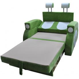 Детский диванчик малютка Ribeka Фаэтон Зеленый (25M01)