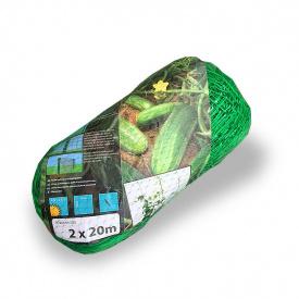 Сетка шпалерная Bradas PLANT NET 2x20 м (15x17 см)