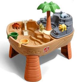 Стол для игр с песком и водой DINO DIG 76x75x84 см