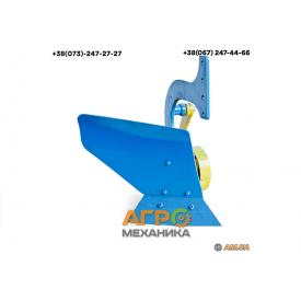 Плуг однокорпусный с опорным колесом AGROMARKA LUXE (аналог Мотор Сич)