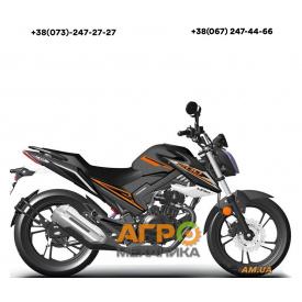 Мотоцикл Lifan JR200 (чёрный)