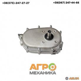 Понижающий редуктор 1/2 с центробежным сцеплением (25 мм/22 мм)
