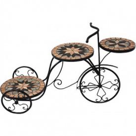 Подставка для цветов Велосипед Engard Греция