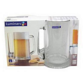 Кухлі для пива Luminarc Дрезден 500 мл 2 шт