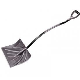 Лопата для снігу ергономічна з м'якою ручкою TRUPER PSC-B-WS D-Grip 18