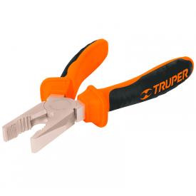 Плоскогубці TRUPER T201-7X Профі діелектричні Cr-V 180 мм