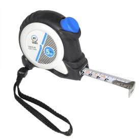 Рулетка вимірювальна Easy + 5м x 19мм MyTools 124-5-19