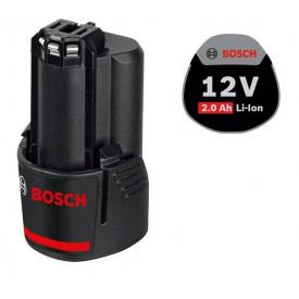 Аккумулятор BOSCH Li-Ion 12В 2,0Ач (1600Z0002X)