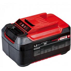 Аккумулятор Einhell PXC-PLUS 18V 5,2Ah (4511437)