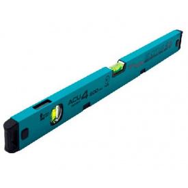 Уровень строительный Acurate коробчатый ACU4 магнитный 2000мм (ACU4M-2000)