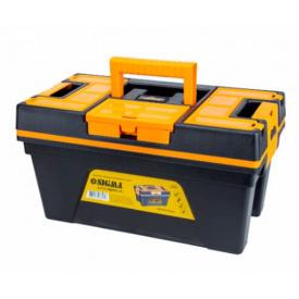 Ящик для інструменту зі знімною кришкою Sigma 394х213х216мм (7403691)
