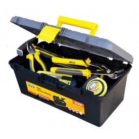 "Ящик для инструмента MASTER TOOL 16"" 395x223x165мм (79-2216)"