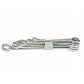 Ключи рожково-накидные VOREL М 8-17мм 6шт (51560)