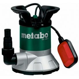 Насос погружной для чистой воды и откачки со дна Metabo 450Вт TPF 7000 S (0250800002)