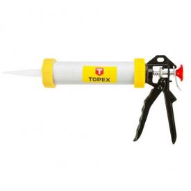 Пистолет для герметиков TOPEX 300мл (21B330)