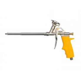 Пистолет для нанесения монтажной пены VOREL ПРОФИ (09172)