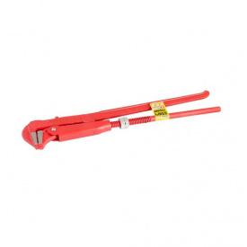 """Ключ трубный MASTER TOOL 90° 1,5"""" 48мм (76-0752)"""