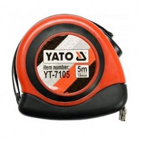 Рулетка YATO 5мx19мм (YT-7105)