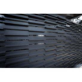 Забор Декоративный с промежутком 50/60 мм
