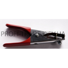 Клемма массы 500 А с обрезин. красными ручками 22 см ПТ-8019