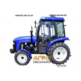 Мини трактор JINMA JMT3244HXС с кабиной